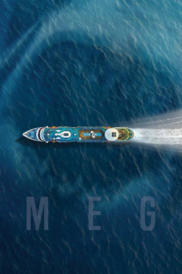 MEG: Monstrum z hlubin - Tržby a návštěvnost