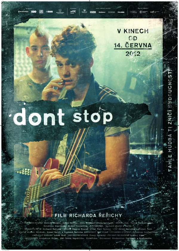 Don't Stop online