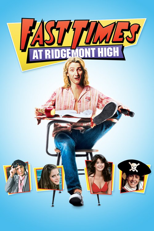 Zlaté časy na Ridgemont High online