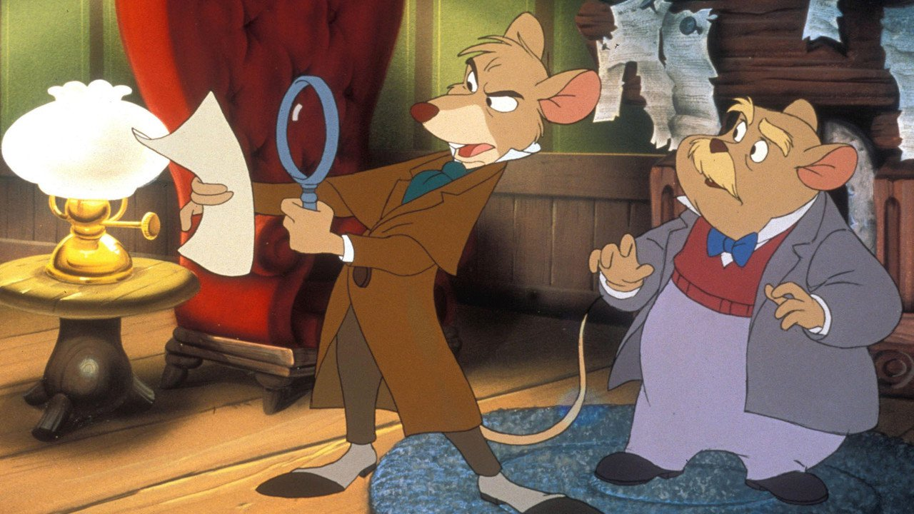 The Great Mouse Detective online