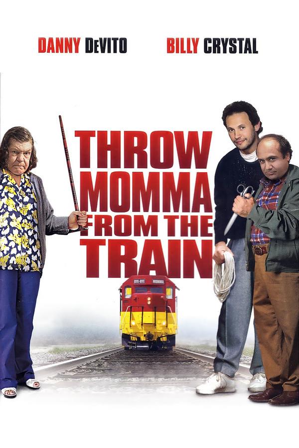 Vyhoď máti z vlaku online