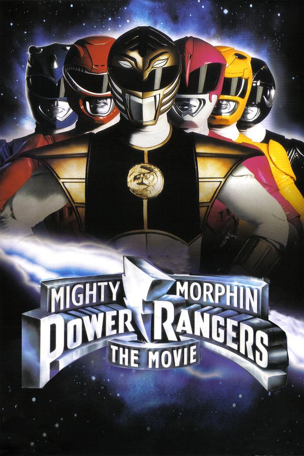 Power Rangers: Film online