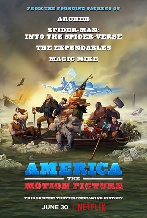 Amerika: Film online