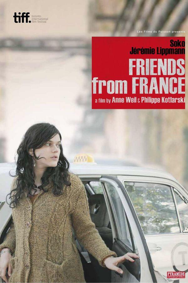 Přátelé z Francie online