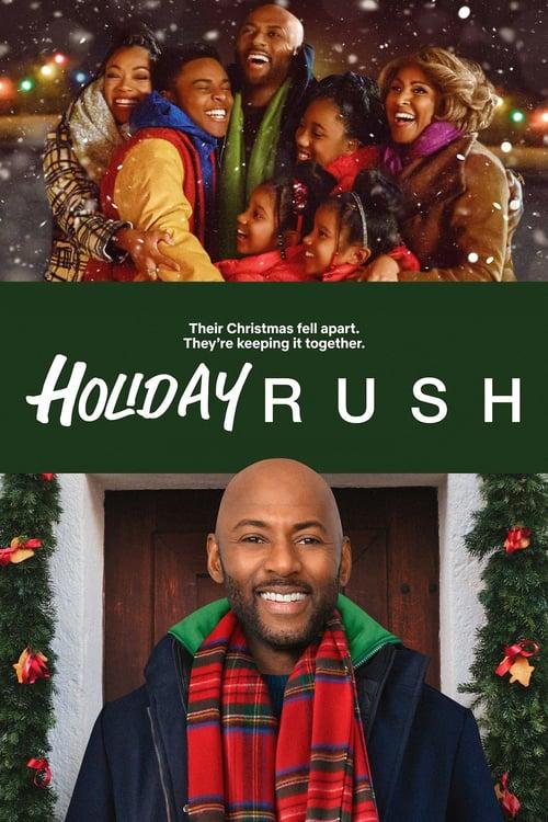 Rush a vánoční ruch online