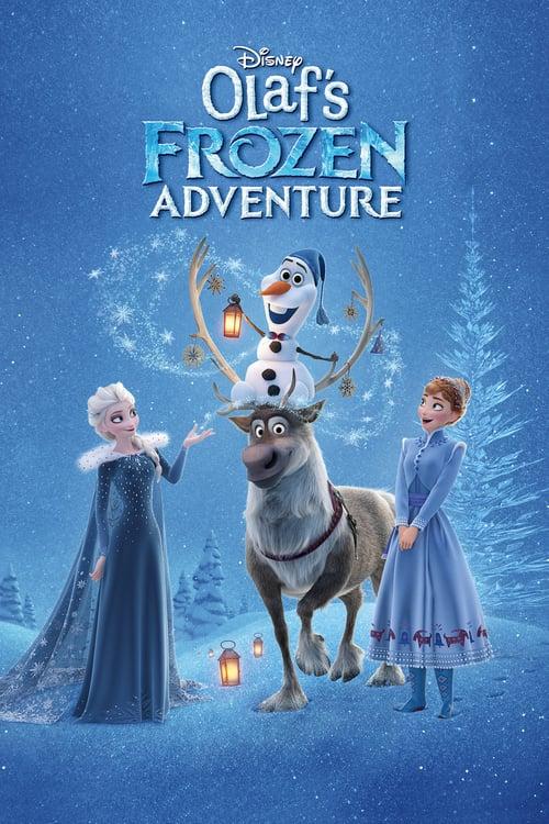 Ledové království: Vánoce s Olafem online
