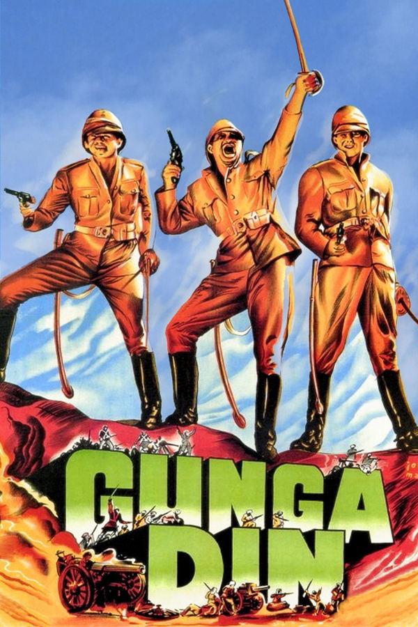 Gunga Din online
