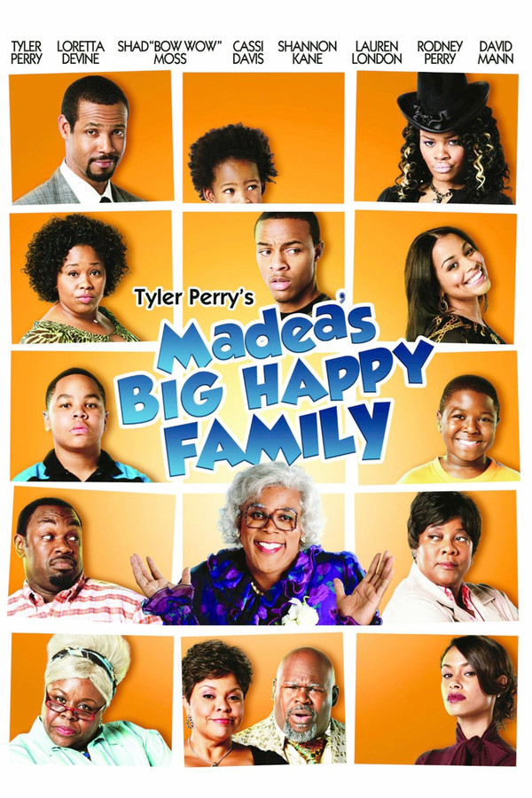 Tyler Perrys Madeas Big Happy Family online