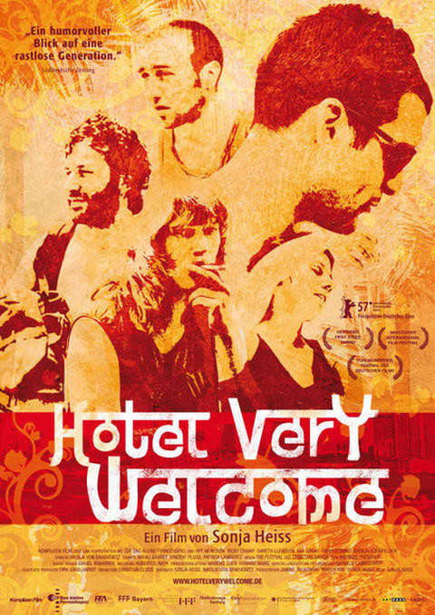Hotel Very Welcome online