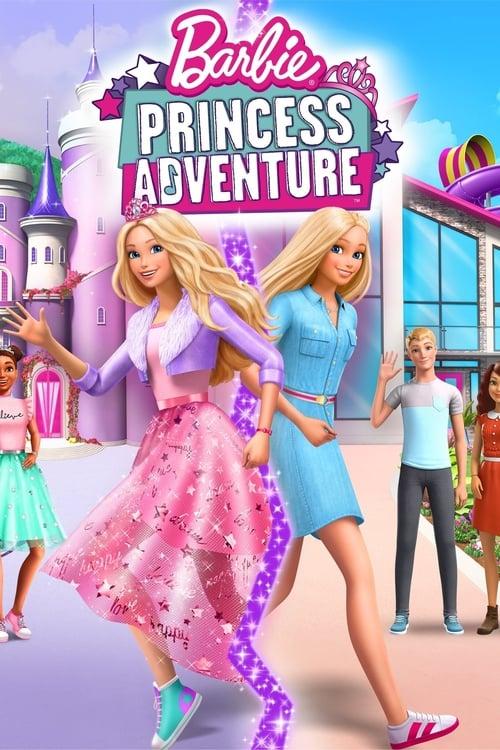 Barbie Princess Adventure online