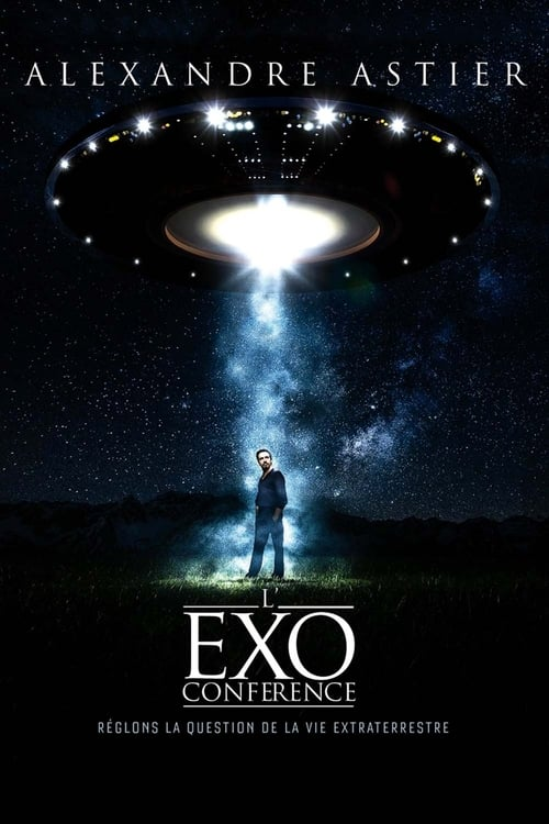 Alexandre Astier - L'Exoconférence online