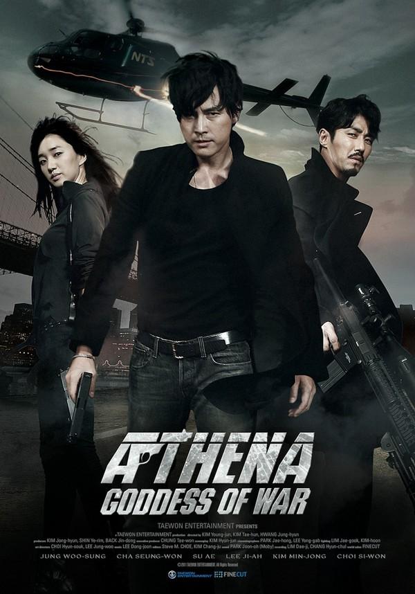 Athena: Bohyně války online