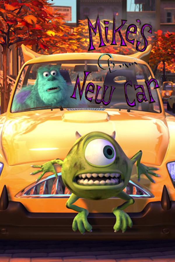 Mikeovo nové auto  online