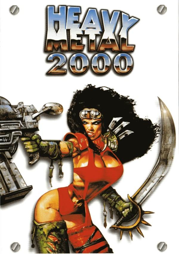 Heavy Metal 2000 online
