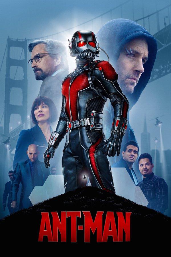 Ant-Man - Tržby a návštěvnost