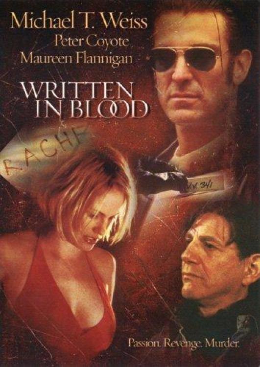 Written in Blood online