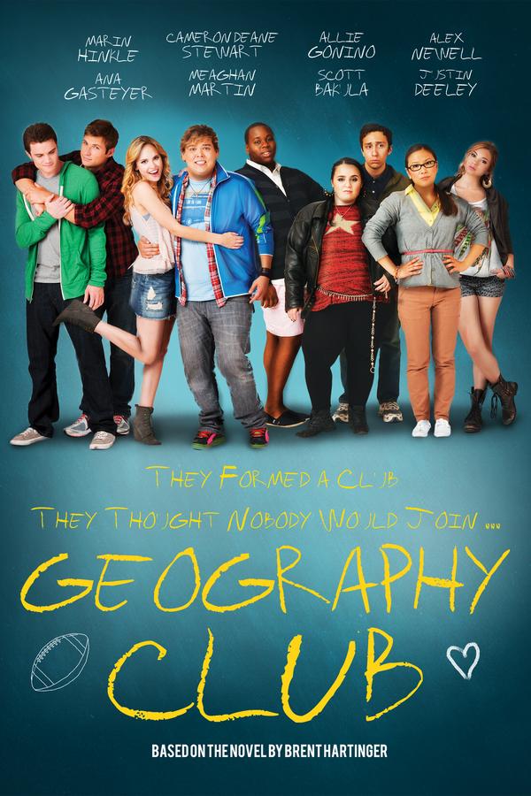 Geography Club online