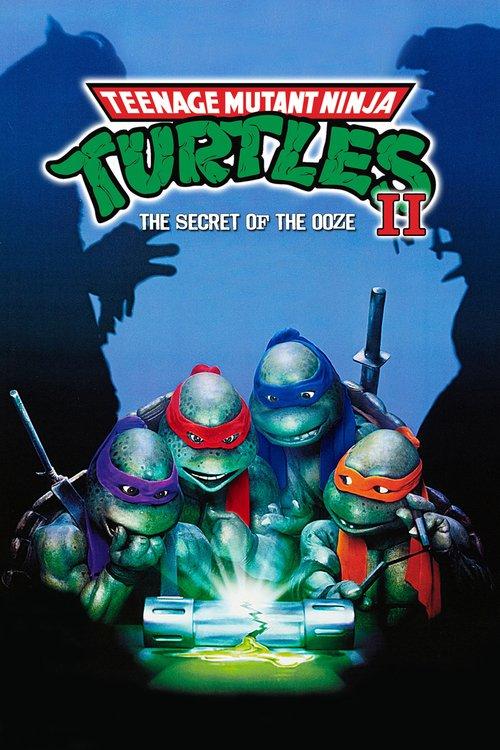 Želví nindžové II online