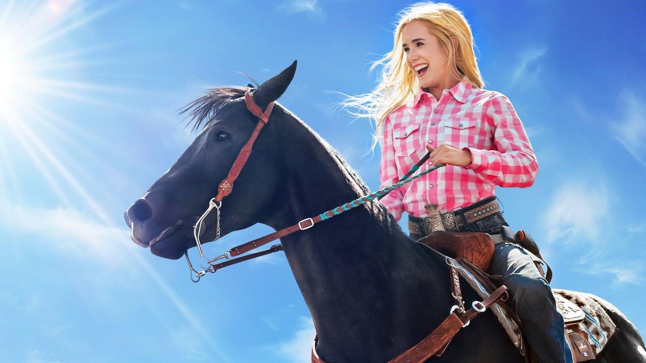 Laufen Reiten Rodeo