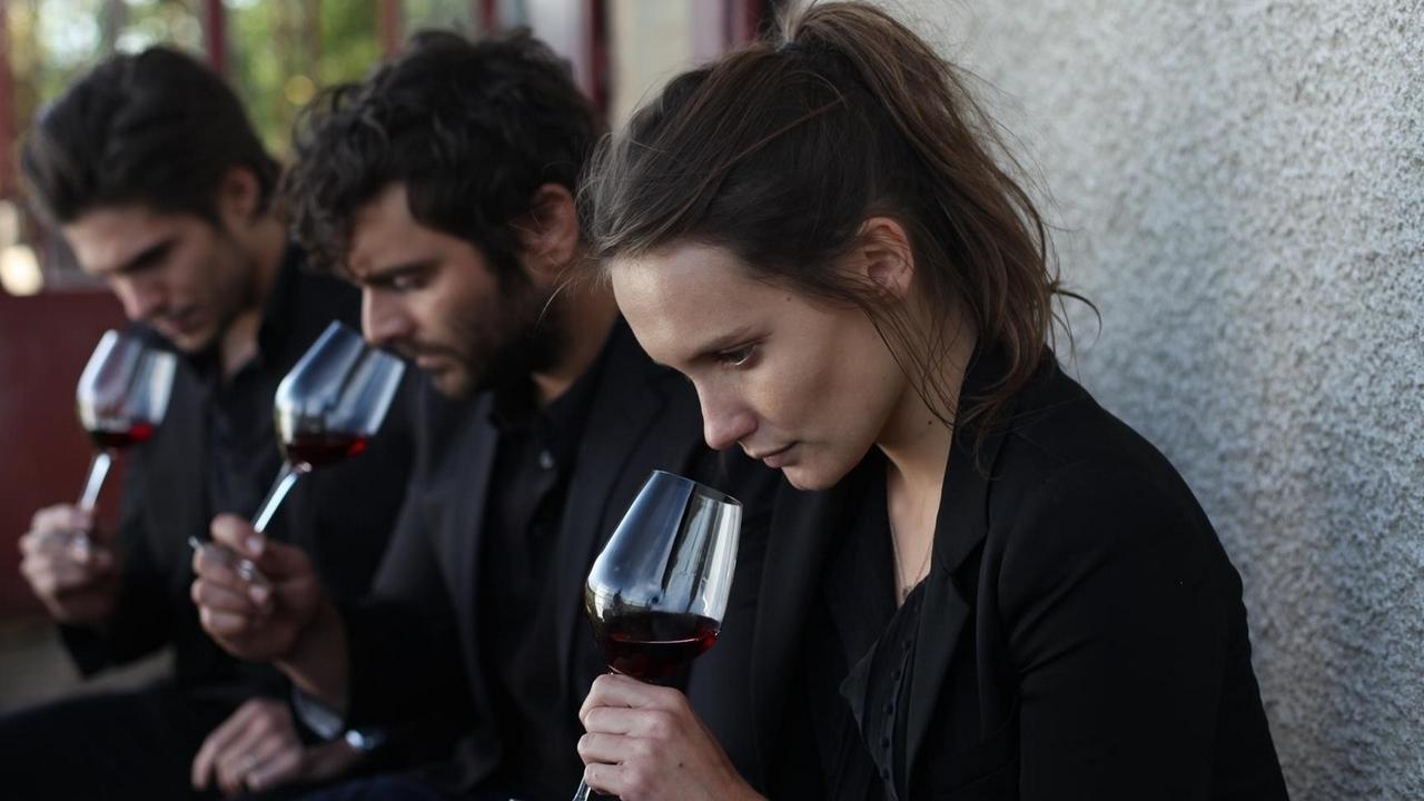 Víno nás spojuje - Tržby a návštěvnost