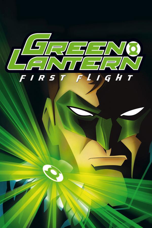 Green Lantern: První let online