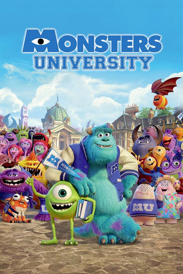 Univerzita pro příšerky online