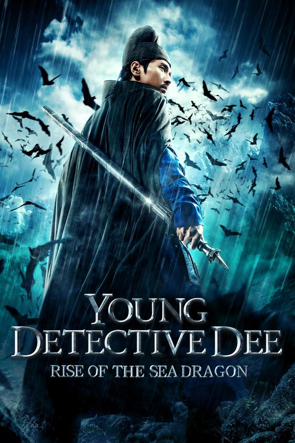 Detektiv Dee a záhada smrtícího ohně online