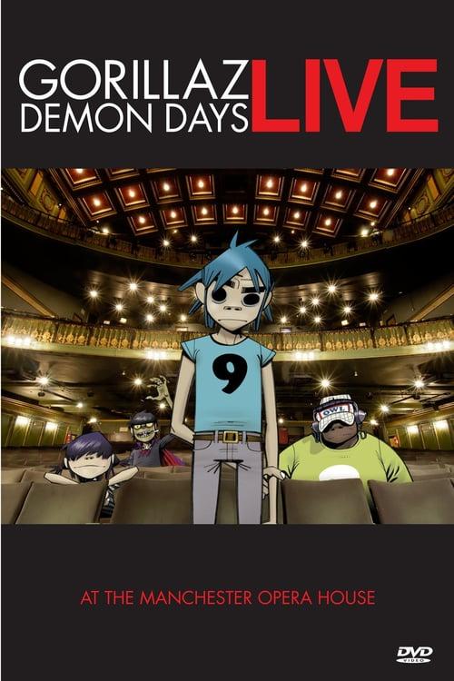Gorillaz: Live in Manchester  online