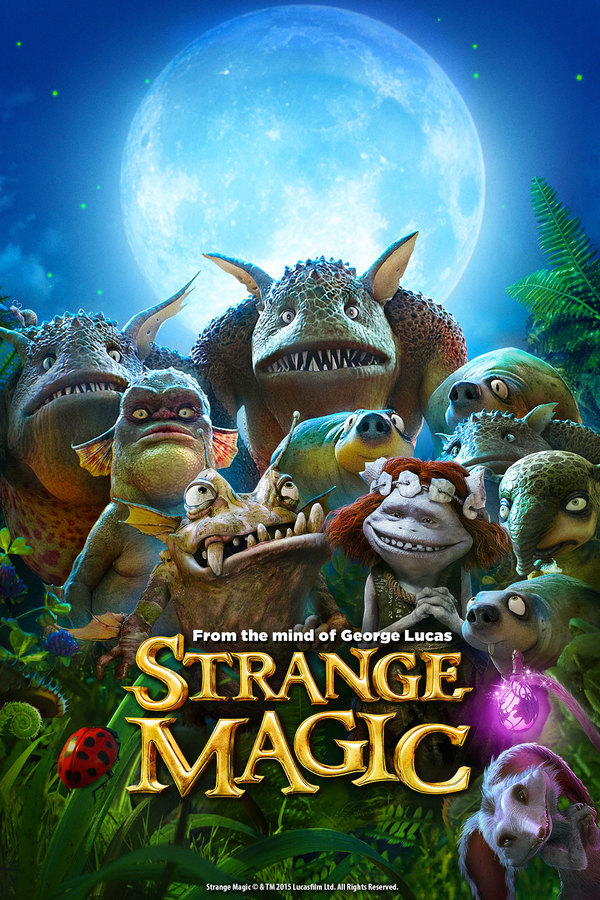 Strange Magic online