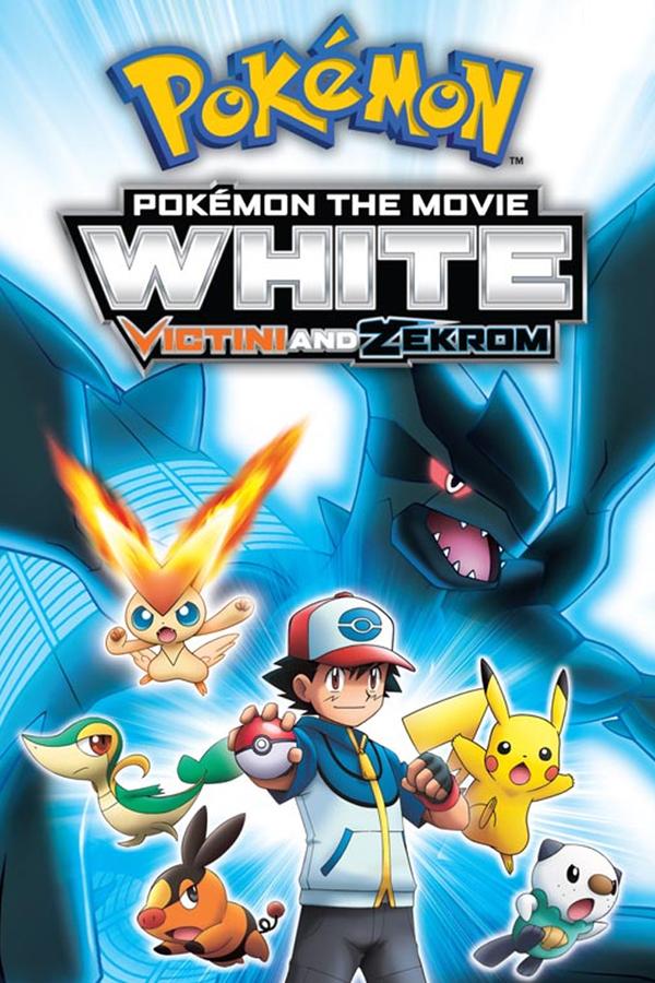 Pokémon the Movie White: Victini and Zekrom online