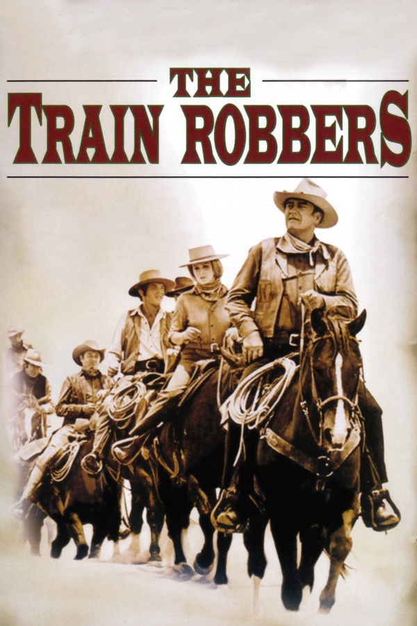The Train Robbers online