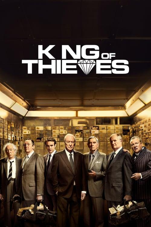 Králi zlodejov online