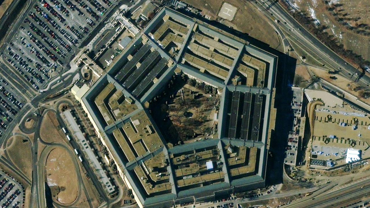 Války Pentagonu