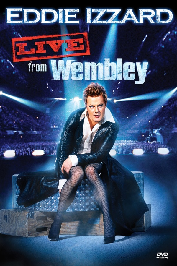 Eddie Izzard: Live from Wembley online