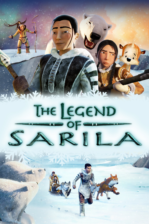 The Legend of Sarila online