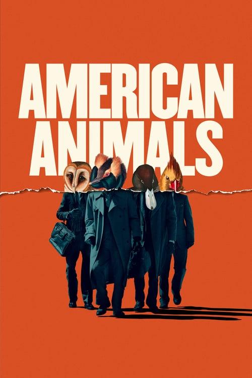 American Animals online