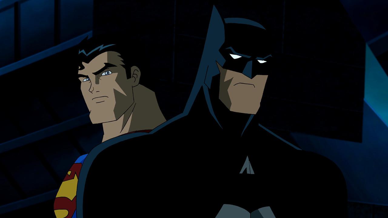 Superman/Batman: Public Enemies online