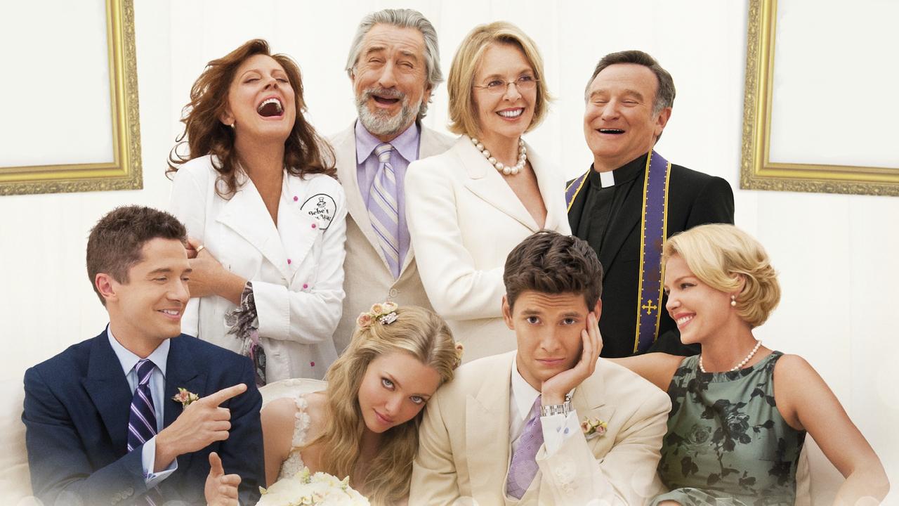 Velká svatba online