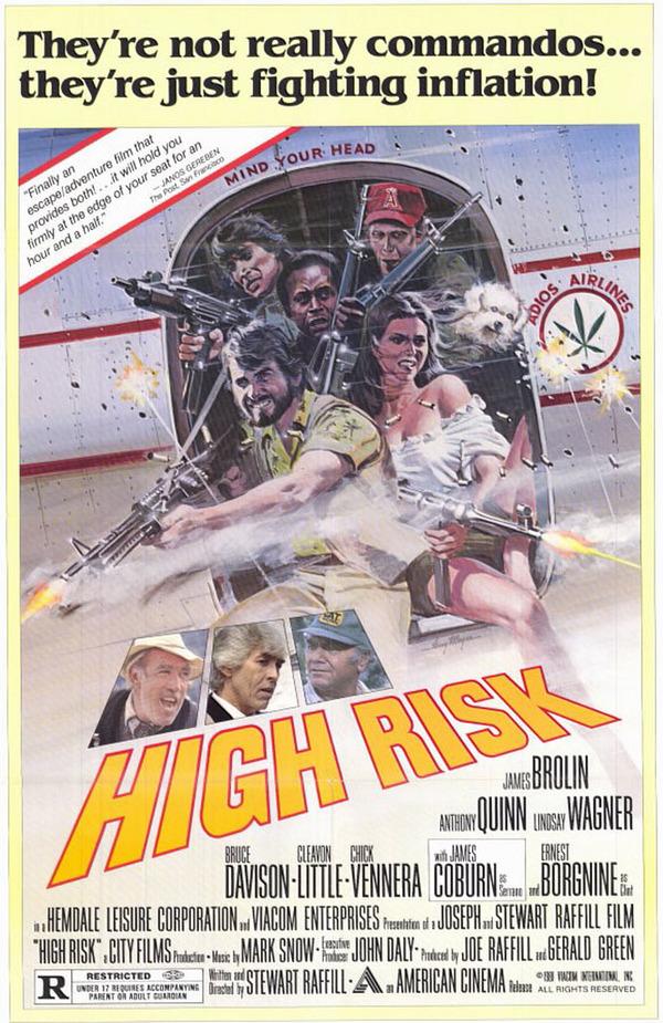 High Risk online