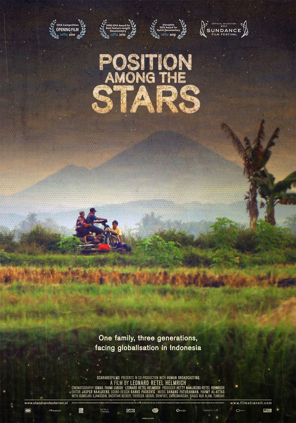 Position among the stars online