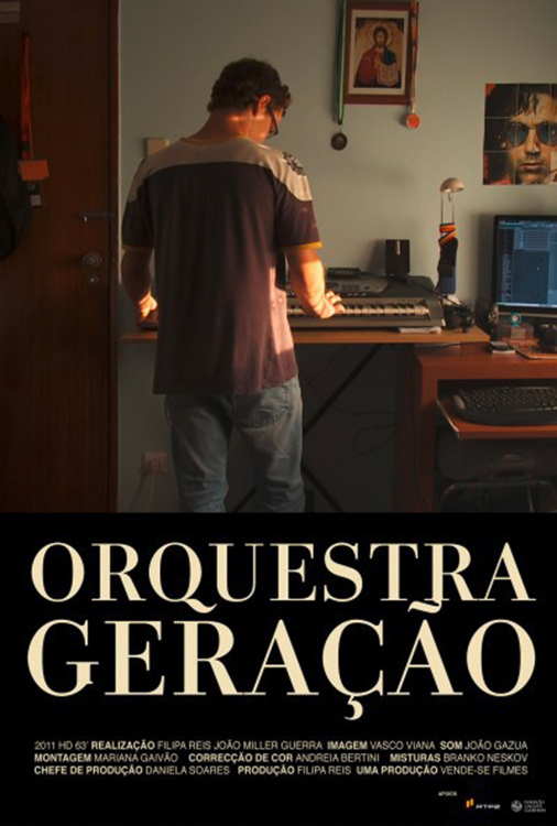 Orquestra Geracao online