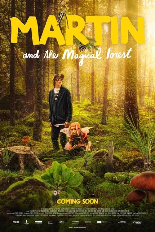Mazel a tajemství lesa online