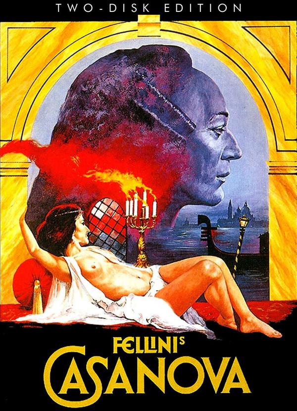 Casanova Federica Felliniho online