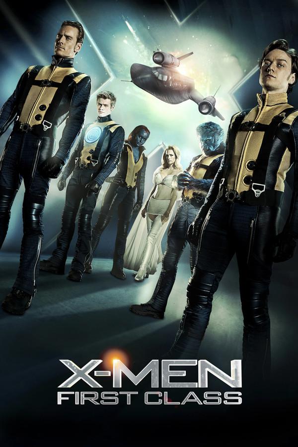 X-Men: První třída online