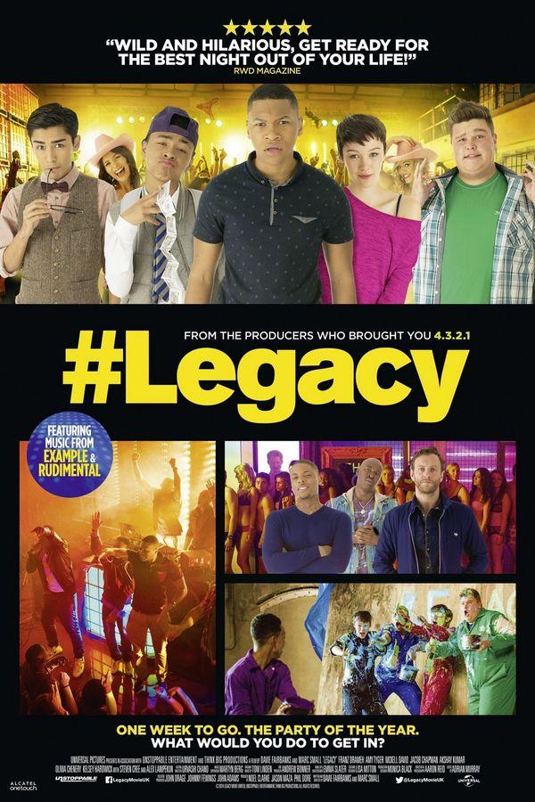 Legacy online