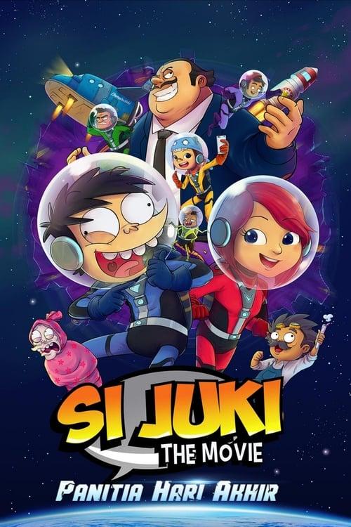 Si Juki the Movie: Panitia Hari Akhir online