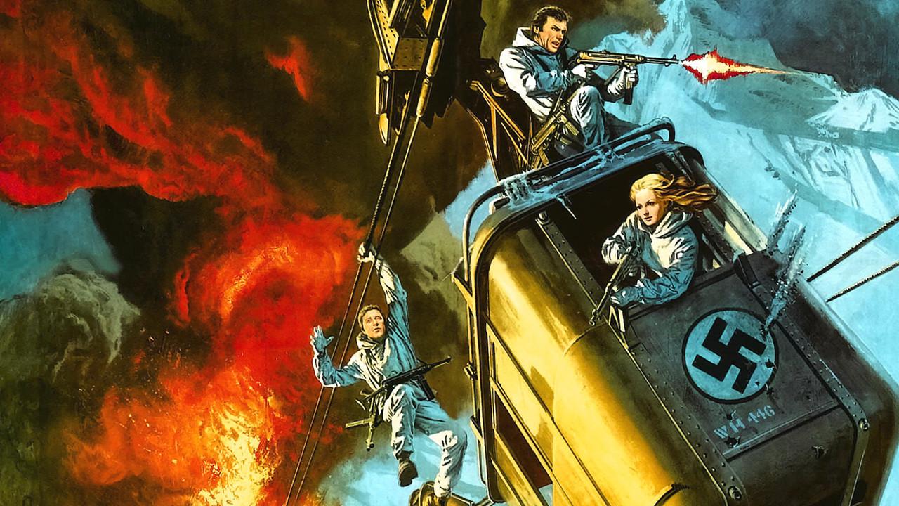 Poručík Schaffer – Kam orli nelétají