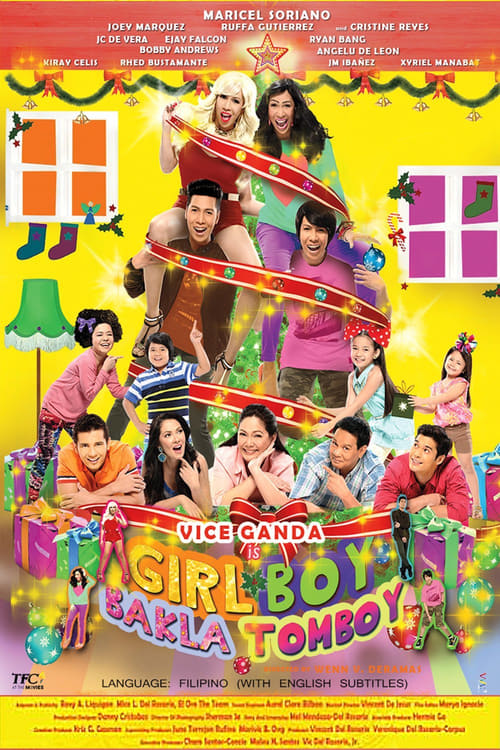 Girl, Boy, Bakla, Tomboy online
