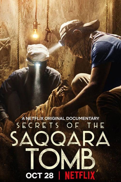 Tajemství hrobky v Sakkáře online