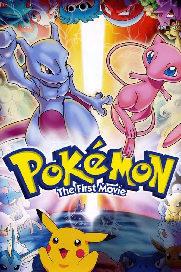 Pokémon: První film online